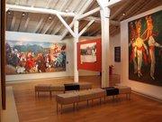 Salle des fêtes, Musée Basque