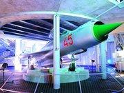 Authentique MIG-21 soviétique