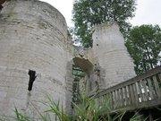 Château d'Eaucourt sur Somme, le chatelet
