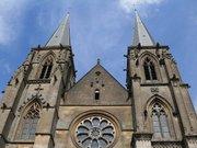 Abbaye Notre-Dame de Mouzon