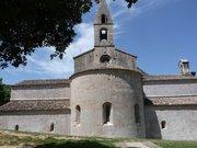 Apsis Abbaye du Thoronet