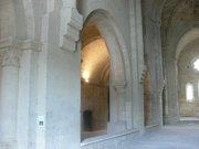 Abbaye de Silvacane - collatéral gauche