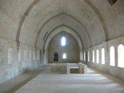 Abbaye de Silvacane - dortoir