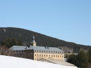 Saint-Laurent-les-Bains - Abbaye Notre-Dame-des-Neiges