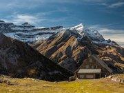 2019 - Parc national des Pyrenees - refuge des Espuguettes