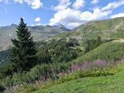 Direction du Col du Petit-St-Bernard depuis La Rosière