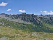 Panorama du Vallon de La Rosière en été
