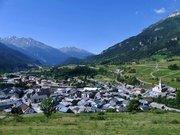 Panorama de Termignon à Val-Cenis
