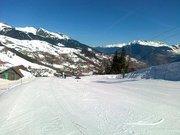 piste de ski a Valmorel