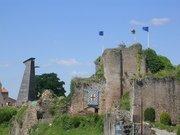 Tiffauges, le château de Barbe Bleue