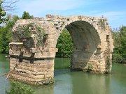 Le Pont Ambroix ou Pont d'Ambrussum