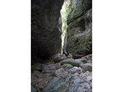 Le Canyon des Gueulards dans le Vercors sud