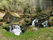 La Cascade et Moulin de Chambeuil