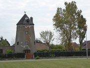Moulin Loquet (dit moulin des Huttes) à gravelines