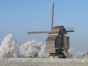 Moulin deschodt ou moulin de la Briarde ou dit Riele de Wormhout