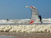 Nombreuse activitée sportive - cours de skysurf