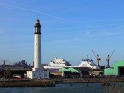 Phare du Risban à Dunkerque