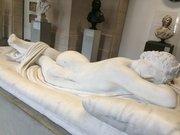 Sculpture in Palais des beaux-arts de Lille