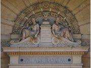 Lille (Rijsel) Palais Rameau fronton