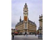Le Palais de la Bourse à Lille