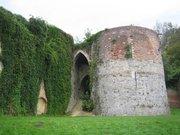 Tours dans la citadelle de Montreuil-sur-Mer