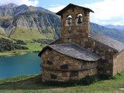 La chapelle Roselend
