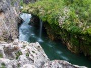 Cascade de l'Éventail - Les Parapluies de saint-guilhem-le-desert