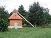le Rosmeulen, moulin à cheval, unique en Nord Pas de Calais
