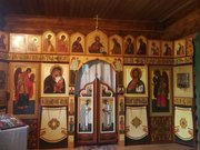 Le Prieuré des Granges, église orthodoxe russe à Sylvanès