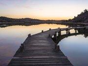 Peyriac de mer - Le village où l'on marche sur l'eau